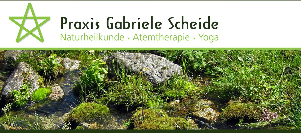 Heilpraktikerin Gabriele Scheide in Krefeld